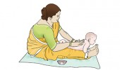 Baby Massage Myth or Blessing?