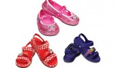 Kids Keeley collection from Crocs
