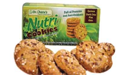 Health-a-licious treats!