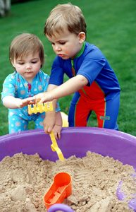 Supporting emotional development of toddlers