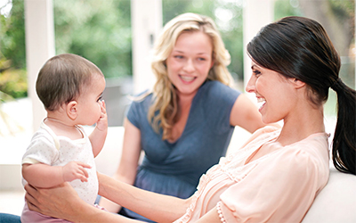 The importance of a mum friend and how to find one
