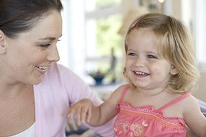 Expression of Love: Toddlerhood upwards