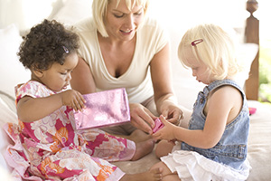 Imparting the value of money to children
