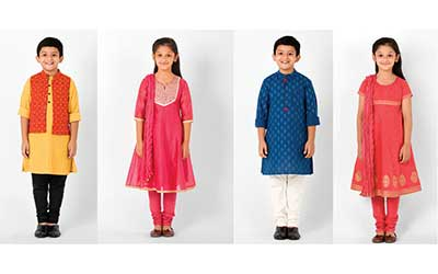 Fabindia's Rajwada festive collection