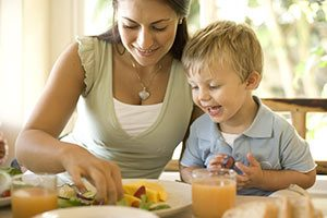Healthy foods and proactive Moms:Part I