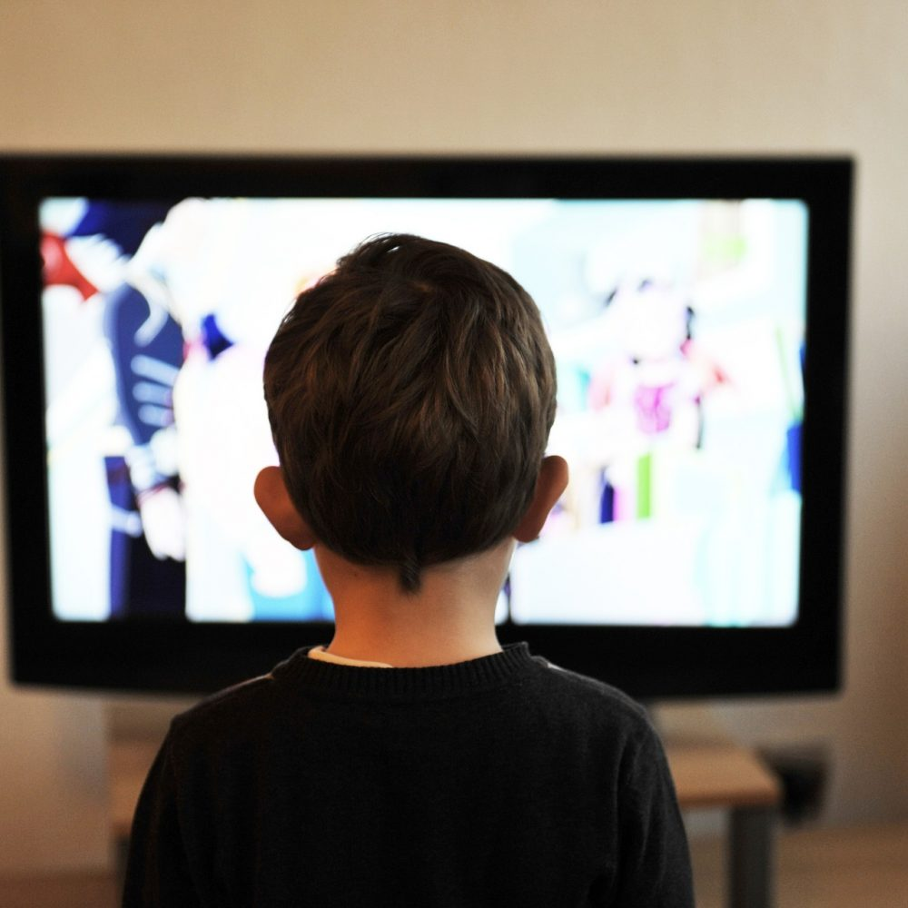 Side effects of excessive screen time for young children