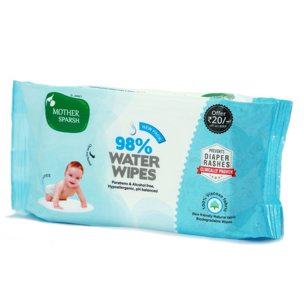 How to use baby wipes effectively?