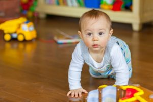 A Child's Play: Developmental skills of toddlers through daily routine activities